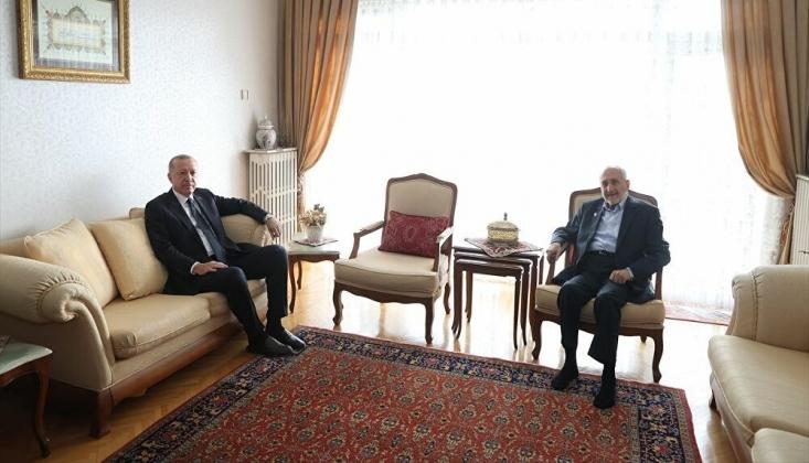 Karamollaoğlu, Erdoğan'ın Asiltürk Ziyaretiyle İlgili Konuştu