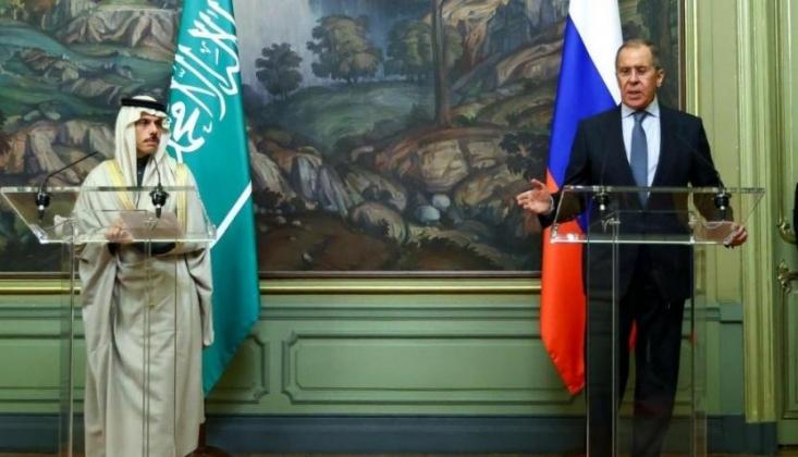Lavrov: ABD, İran İle Körfez Ülkeleri Arasında Diyaloğa Engel Oluyor