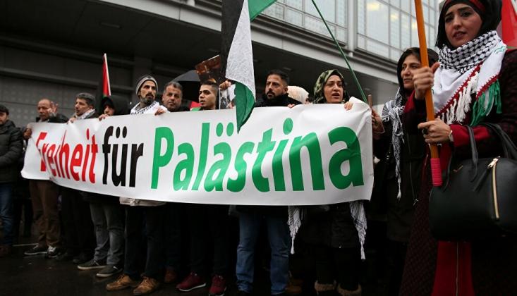 Almanya Kudüs Günü Yürüyüşlerini Yasakladı