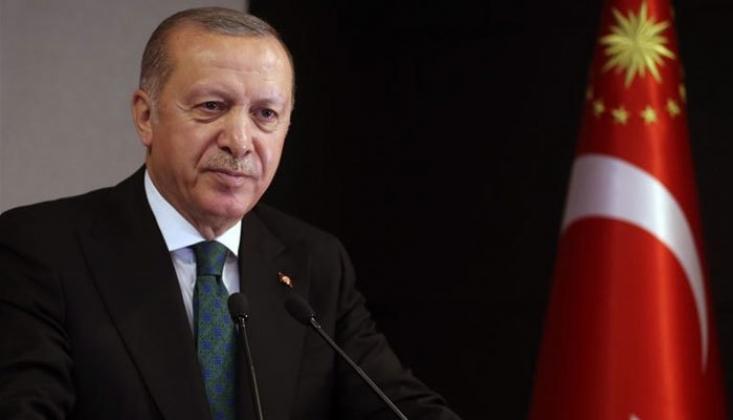 Erdoğan'dan BAE-İsrail Anlaşmasına Tepki
