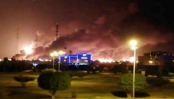 Arabistan'da Petrol Üretimi Yüzde 50 Düştü