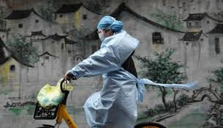 Çin'in Hubey Eyaletinde Yeni Koronavirüs Vakası Görülmedi