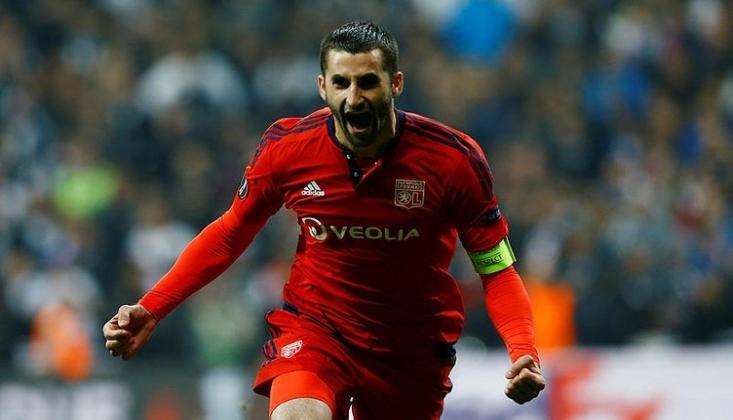 Beşiktaş'tan Maxime Gonalons Sürprizi!