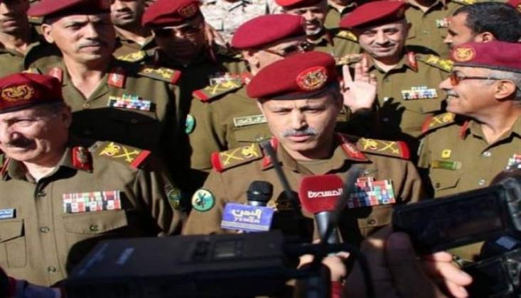 Yemen Savunma Bakanı: Milletimiz Asla Teslim Olmayacaktır