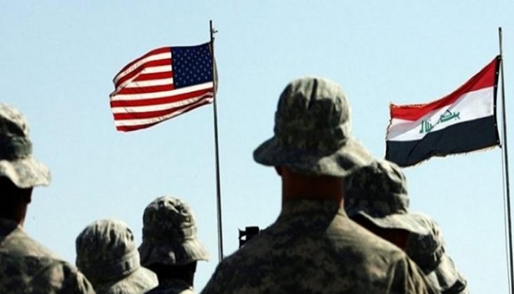 ABD Irak'tan Çekiliyor