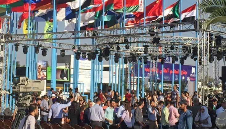ABD'nin Tehditlerine Rağmen Şam Uluslararası Fuarı Açılıyor