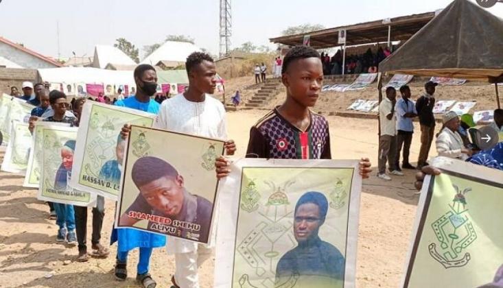 Nijerya İslami Hareketinin Şehitleri Anıldı
