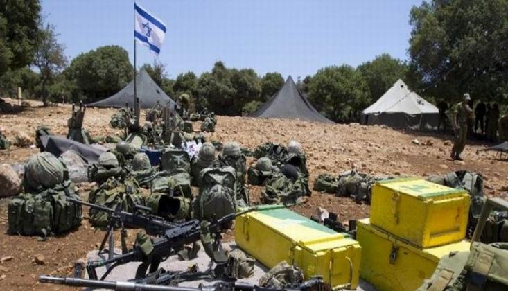 Siyonist Ordu, Teçhizatlarını Golan'da Bıraktı / VİDEO