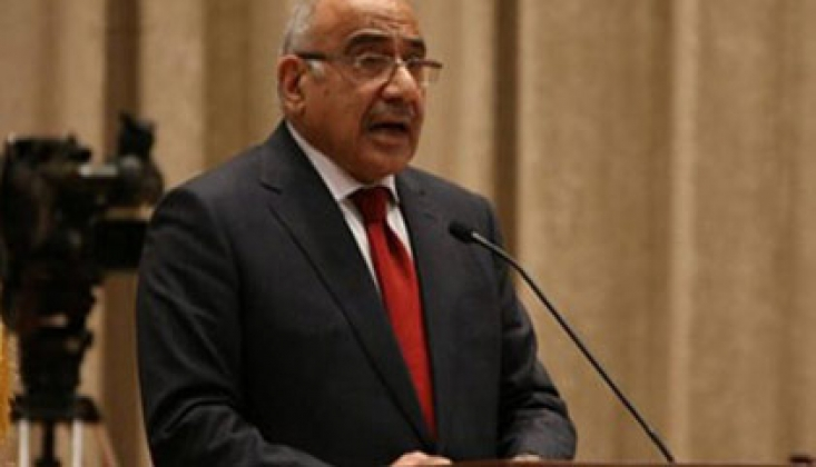 Irak Meclisi Abdulmehdi'nin İstifasını Kabul Etti