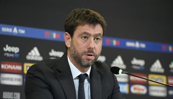 Juventus Başkanı Andrea Agnelli İstifa Etti!