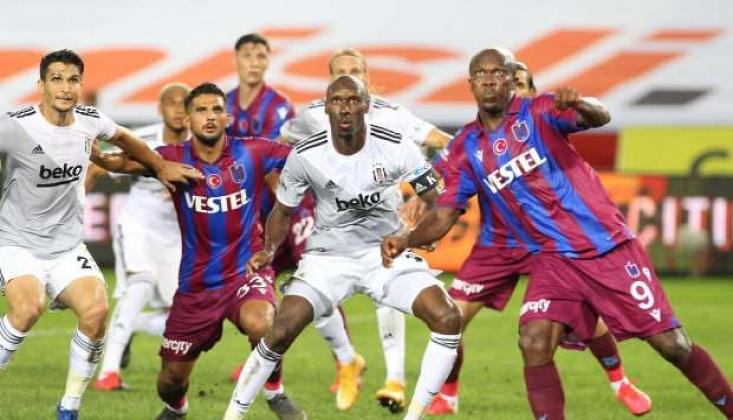 Beşiktaş - Trabzonspor! Muhtemel 11'ler