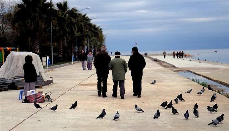 İstanbul'un Yaşlı Nüfusu 61 İli Geçti