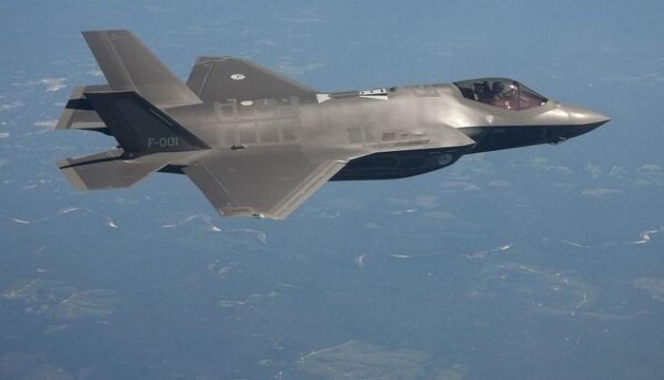 F-35'ler İçin Anlaşılan ABD'li Lobi Şirketinin Sözleşmesi Uzayabilir