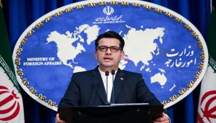 İran: Kızıldeniz'de Hedef Alınan Tanker Kontrol Altında