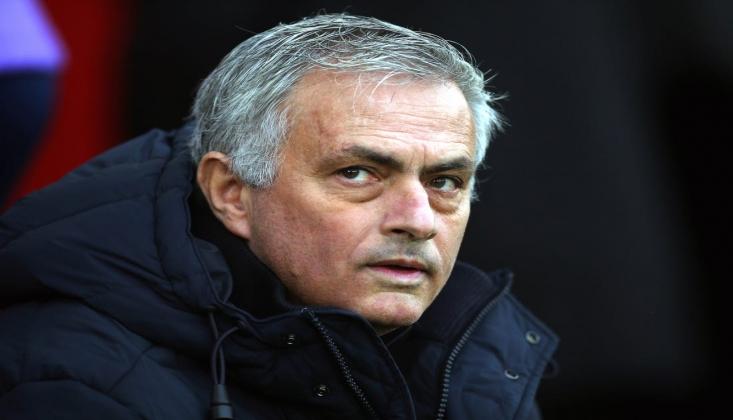 Jose Mourinho Yine Ağladı!