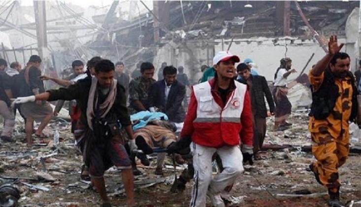 Suudi Rejiminden Yemen'de Yeni Bir Cinayet Daha