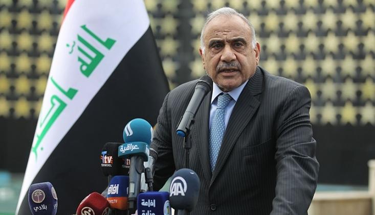 Irak'tan Göstericilere Çağrı