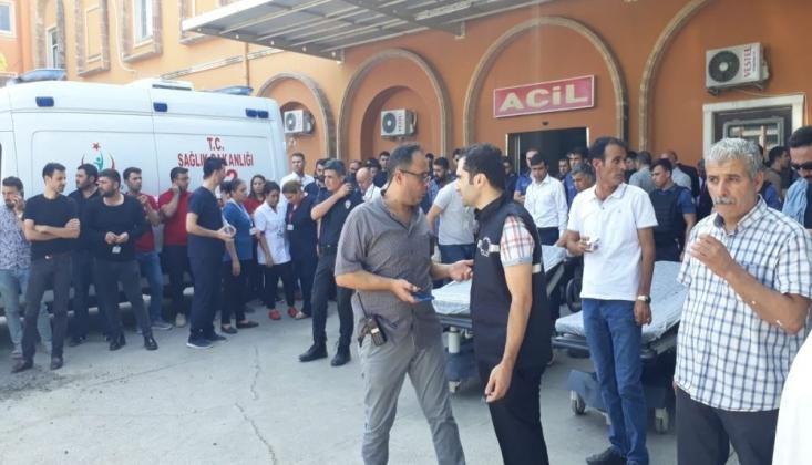 Kızıltepe'deki Havan Mermili Saldırıda 2 Kişi Öldü, 12 Kişi Yaralandı