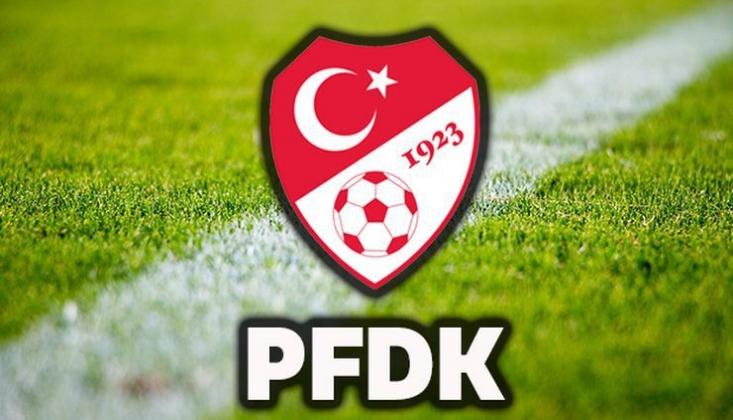 PFDK'den Süper Lig Kulüplerine Ceza