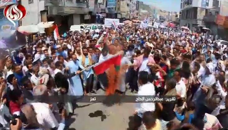 Yemen'de İşgal Güçlerine Karşı Halk Ayaklanması; Devrim Olabilir