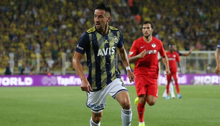 Başakşehir Öncesi Fenerbahçe'de Sakatlık Şoku!