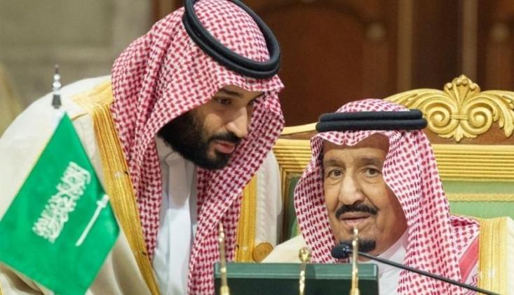 Suudi Arabistan Kralı ve Veliaht Prensi, Biden'ı Kutladı