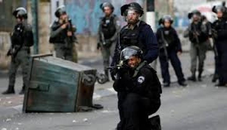Siyonist Rejim Filistinlilere Saldırdı
