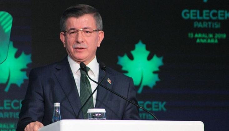 Davutoğlu'ndan Suriye Açıklaması