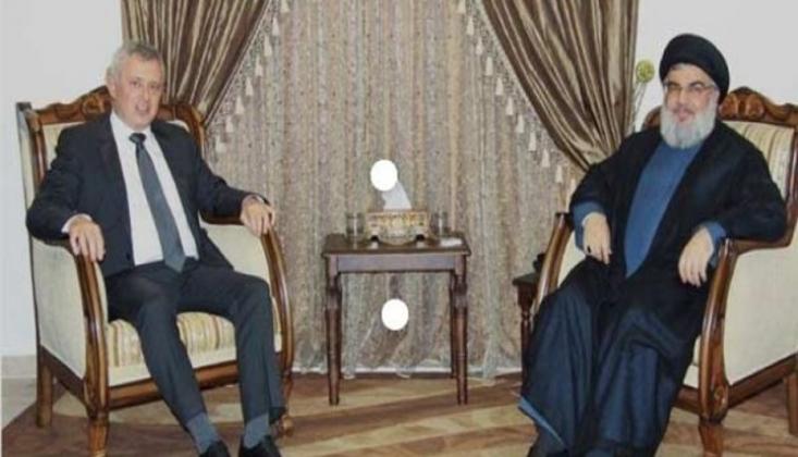 Nasrallah: Suriye İle Lübnan Arasındaki İlişki Yeniden Geliştirilmeli