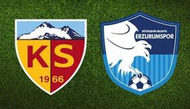 Kayserispor Kulübü Erzurumspor'u Mahkemeye Verecek