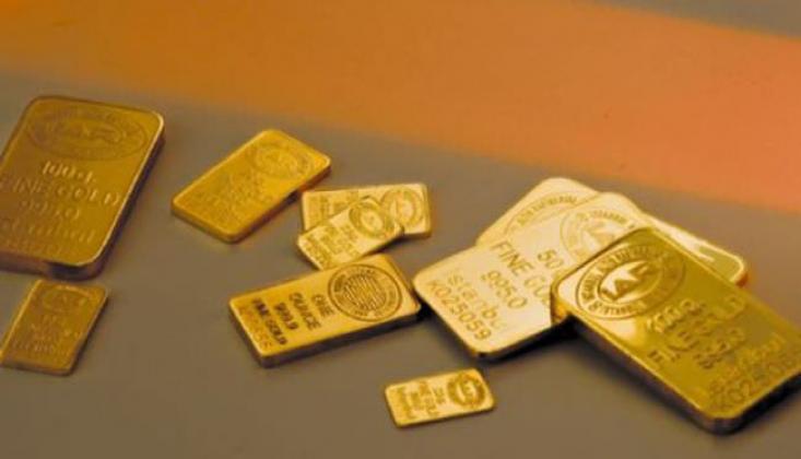 Gram Altın'da Rekor Yükseliş