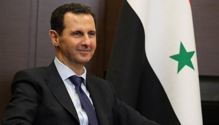 Suriye Devlet Başkanı Beşar Esad Mişel Avn'ı Kutladı
