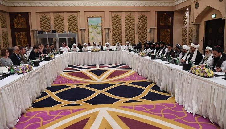 ABD-Taliban Görüşmeleri Yeniden Başladı