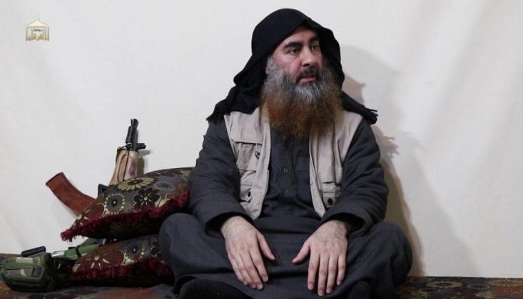 Bağdadi'nin Öldürüldüğü İddia Edilen Yer Görüntülendi