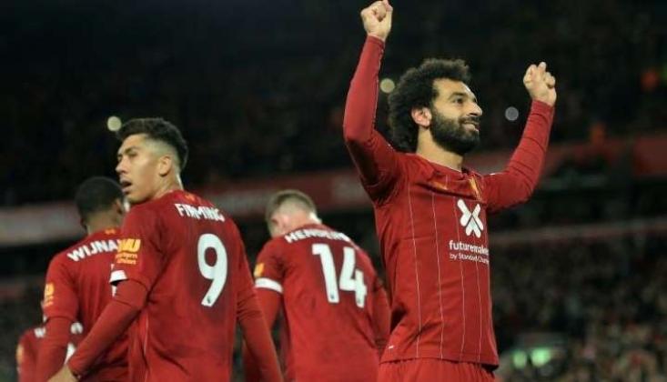 Liverpool, Tottenham'ı İki Golle Geçti