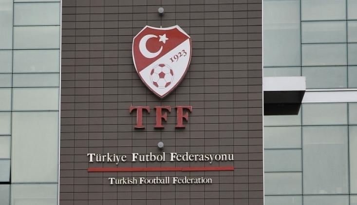 TFF'den Talimat Değişikliği Açıklaması!