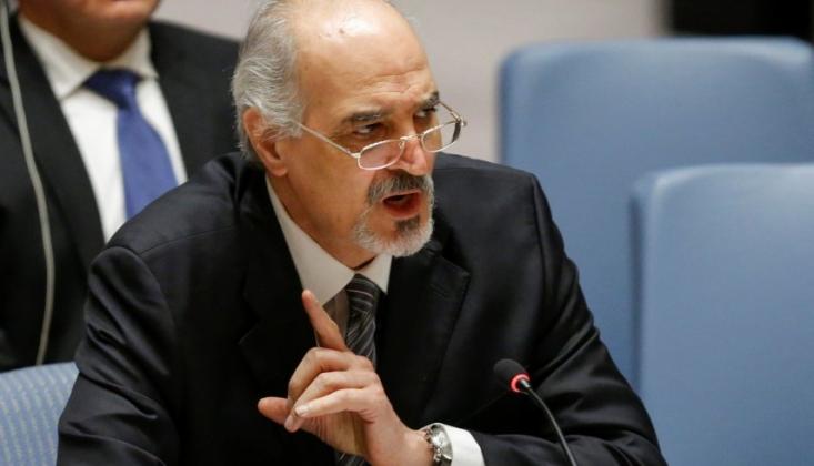Suriye'deki Kimyasal Silah Davası Batının Şam'a Şantaj Aracıdır