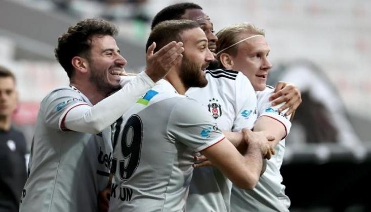 Beşiktaş'ın Acil Çıkış Yolu Derbi Zaferi