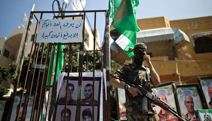 İsrail: HAMAS'ın Elindeki Esirlerimize Ulaşamıyoruz
