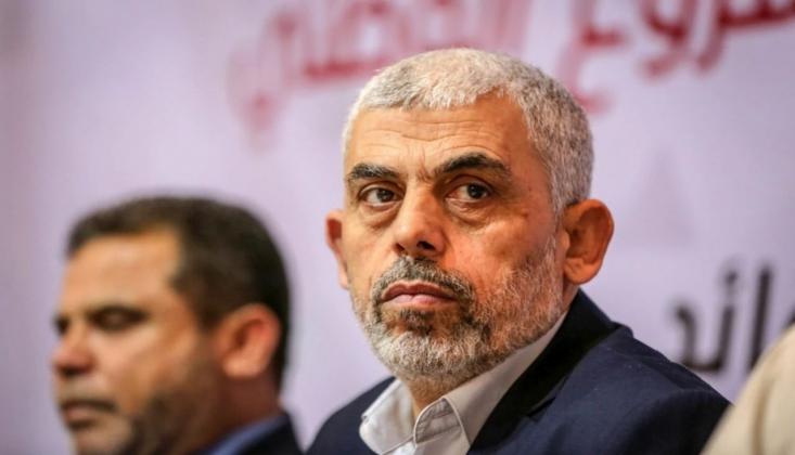 Siyonist Gazete: İsrail'de En Etkili Beşinci Şahsiyet Yahya Sinvar'dır