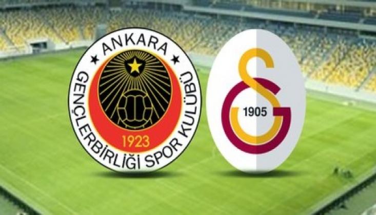 Gençlerbirliği - Galatasaray Muhtemel 11'ler