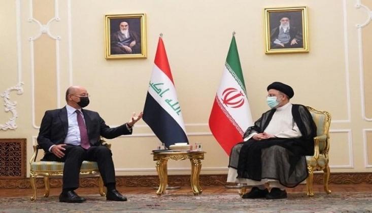 """""""İran Güçlü Bir Irak'tan Yanadır"""""""