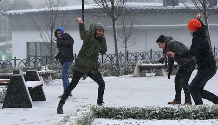İstanbul'da Yarın Okullar Tatil!